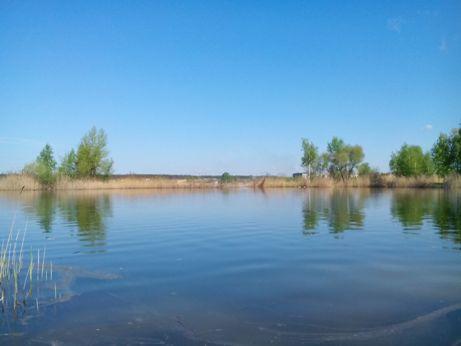 карьер для рыбалки на карася